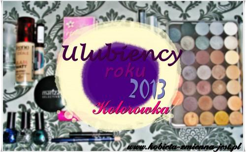 ulubieńcy roku 2013 kolorówka