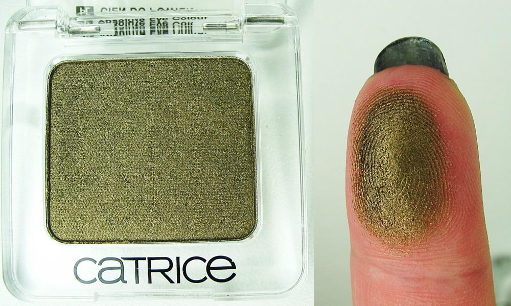 Catrice Absolute Eye Colour Mono 470 Golden Evergreen