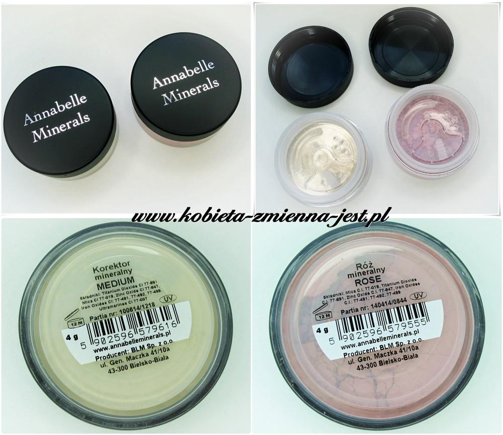 annabelle minerals korektor mineralny medium róż mineralny rose blog swatche