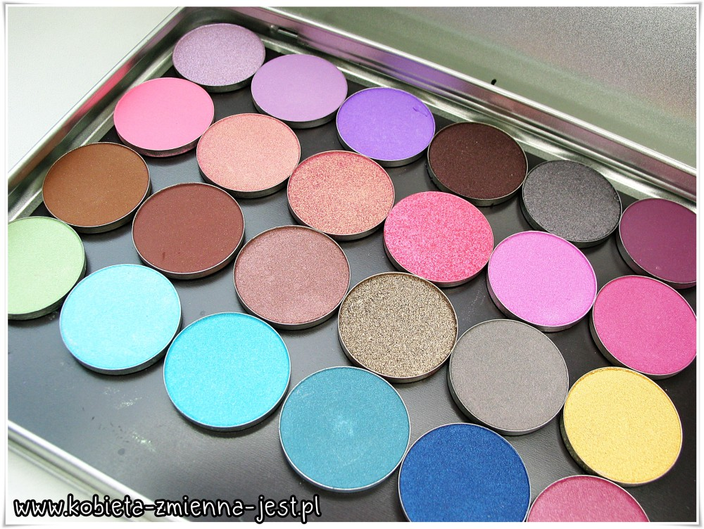 Hean High Definition Eyeshadow blog swatche review