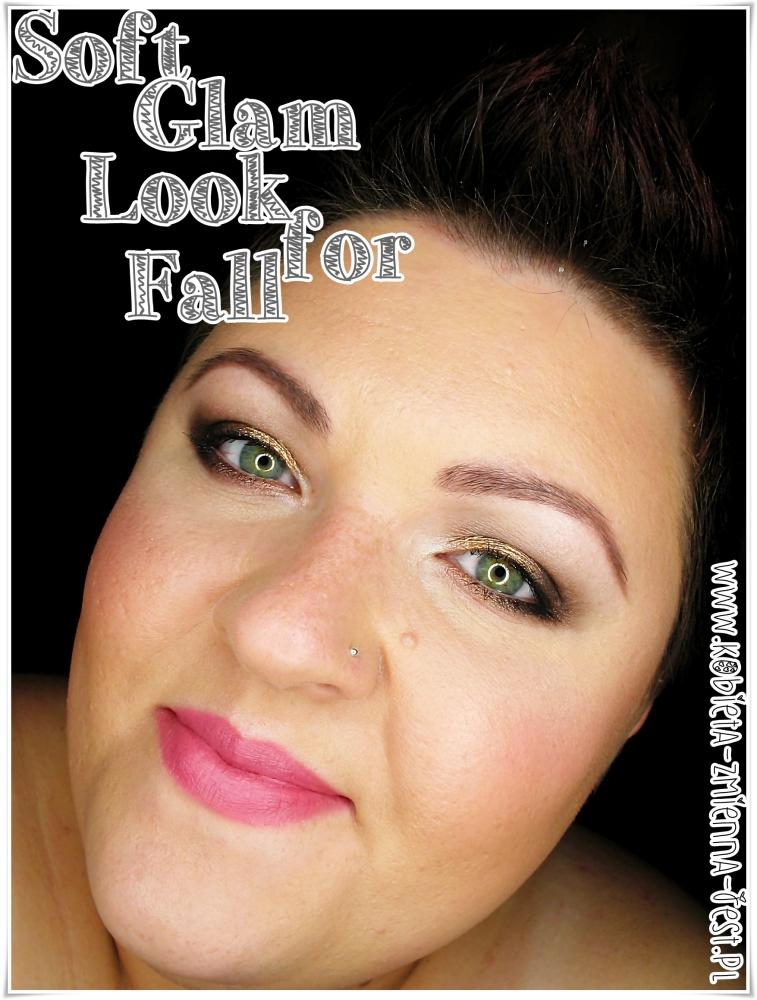 sof glam look for fall blog beautyblog makijaż make up MUA Undress me too palette