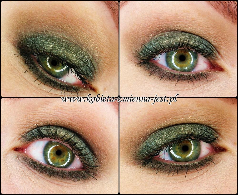 makijaż makeup smokey eyes sleek arabian night bright lips fusia fuksja rimmel 20 blog eyes