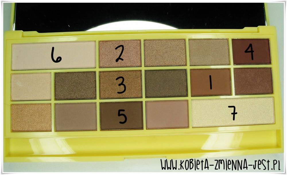 Makeup Revolution Naked Chocolate