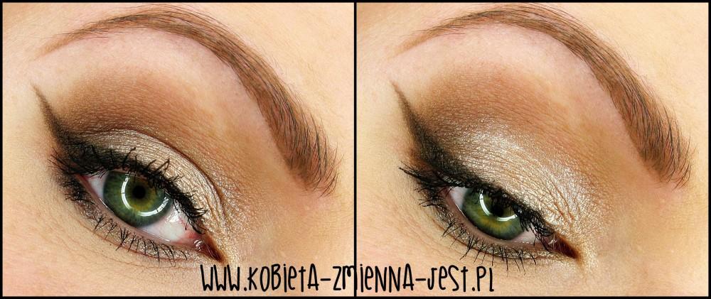 makijaż makeup sleek au naturel jak wykonać makijaż dzienny kobiecy czerwone usta kreska eyes makeupblogger blog