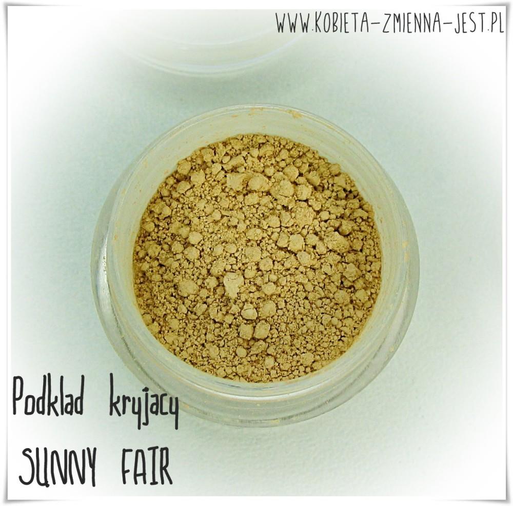 annabelle minerals podkład kryjący sunny fair