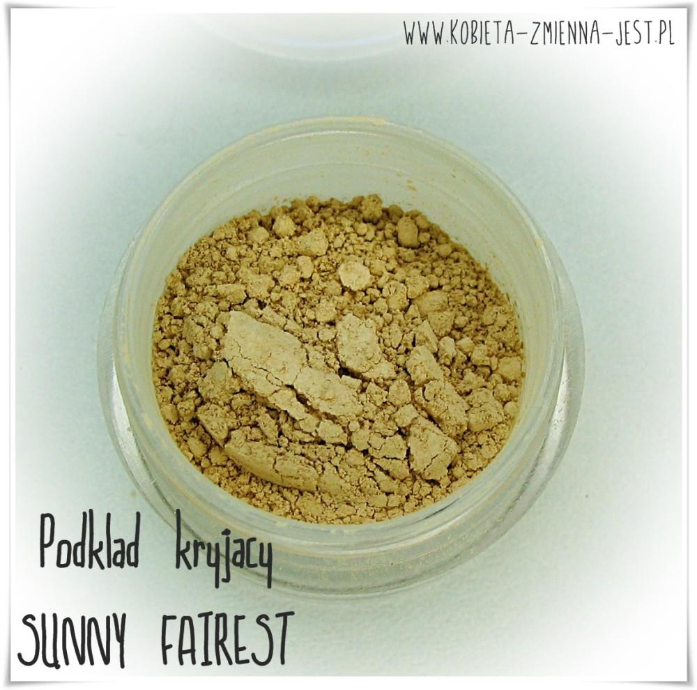 annabelle minerals podkład kryjący sunny fairest