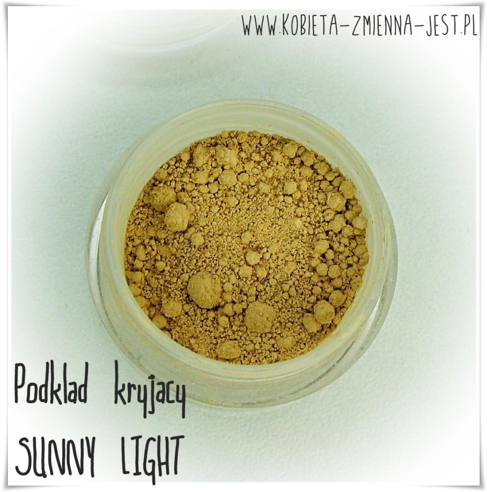 annabelle minerals podkład kryjący sunny light