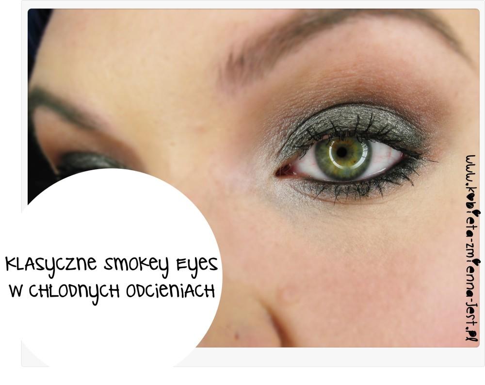 makijaż makeup smokey eyes makeup revolution death by chocolate cool browns makeupblogger blog