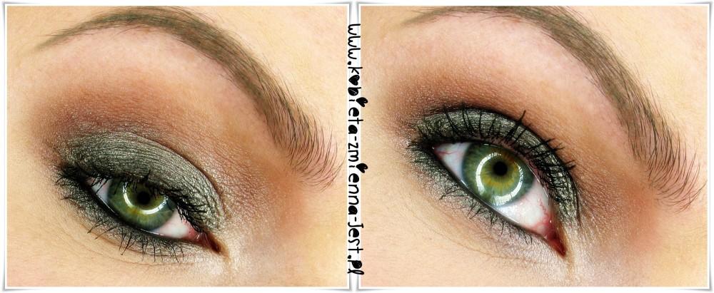 makijaż makeup smokey eyes makeup revolution death by chocolate cool browns makeupblogger blog eyes