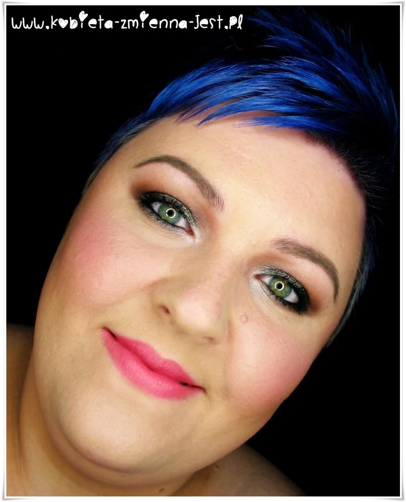 makijaż makeup smokey eyes makeup revolution death by chocolate cool browns makeupblogger blog face