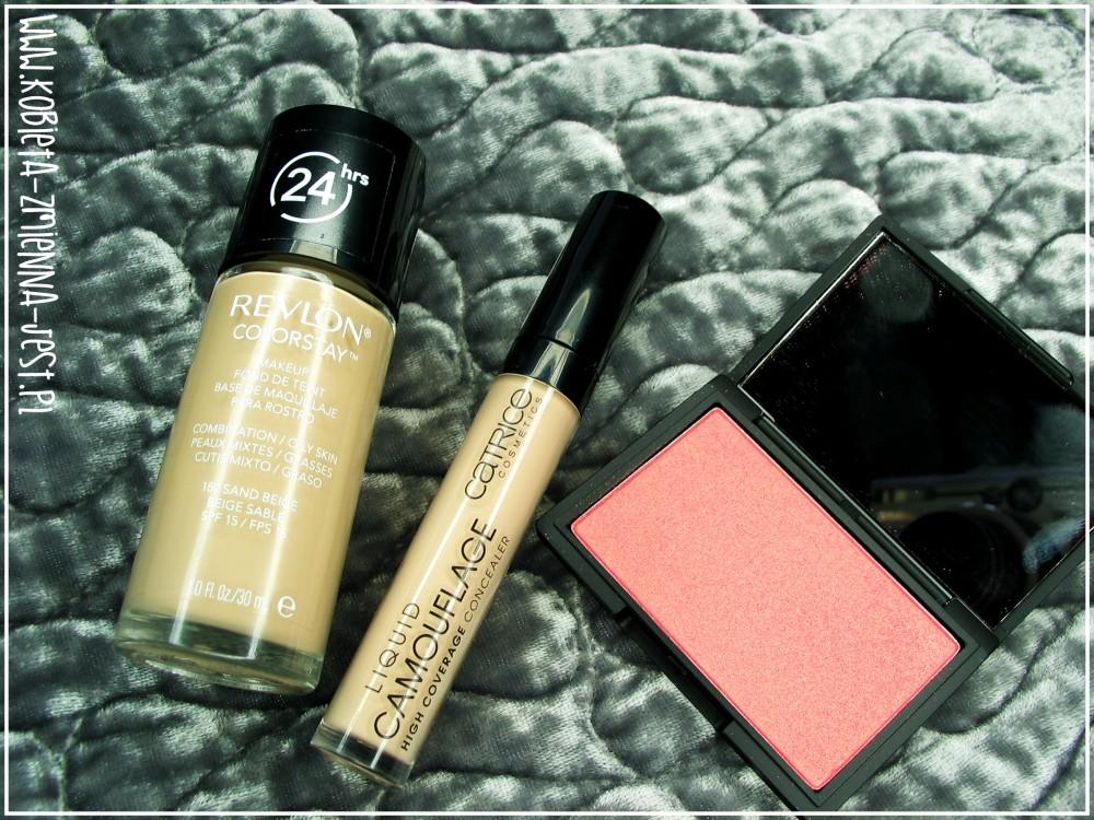 revlon colorstay 180 sand beige Catrice Liquid Camouflage High Coverage Concealer #020 Light Beige sleek blush Rose gold
