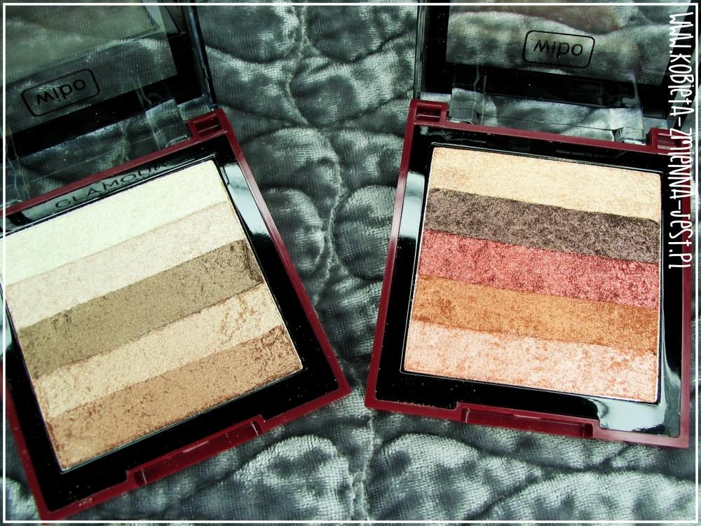 Wibo Glamour Shimmer Baked Mix Bronzer