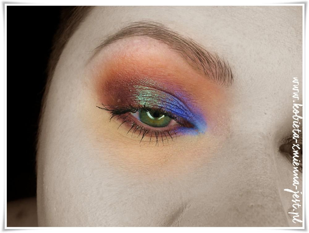 makeup geek insomnia pigment mac sketch eyeshadow duochrom eyeshadow makeup tytuł blog