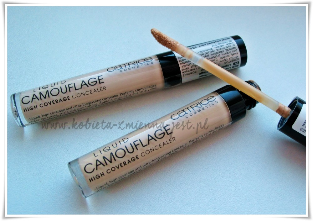 Catrice Liquid Camouflage High Coverage Concealer 010 020