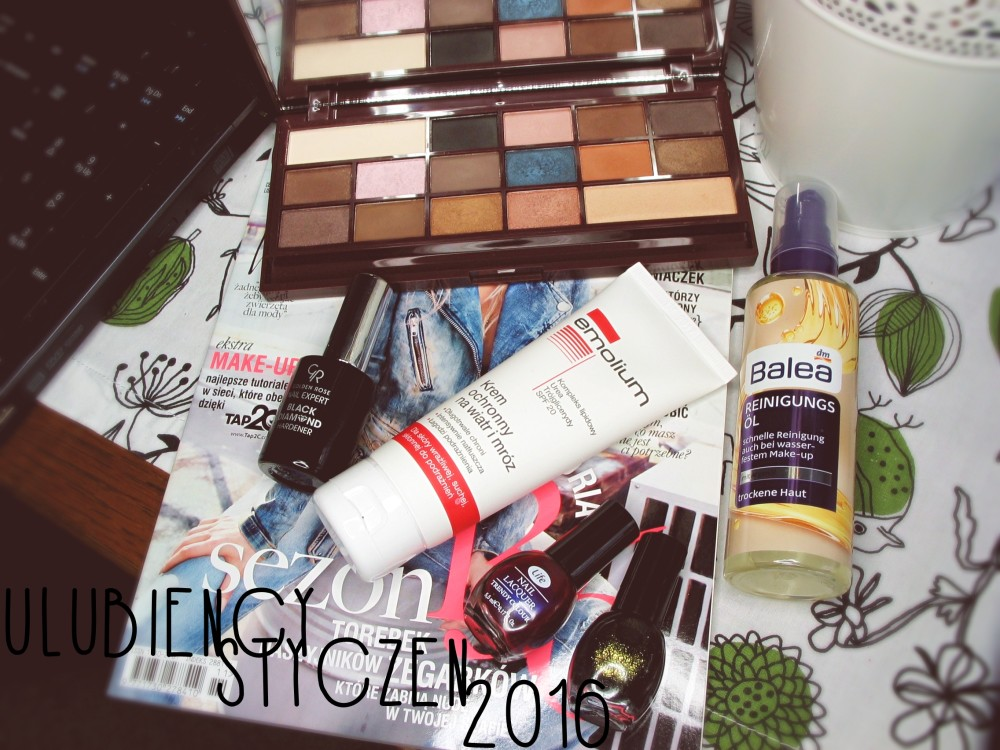 ulubieńcy styczeń 2016 blog kosmetyczny najlepsze kosmetyki styczeń 2016 real foto