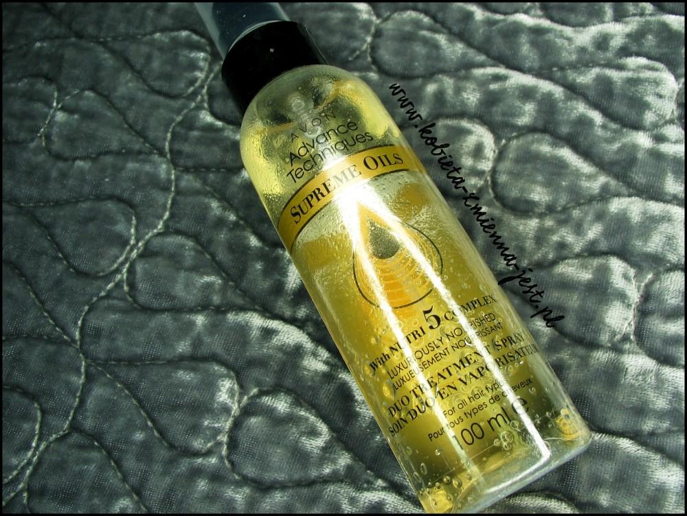 Avon Advance Techniques Supreme Oils