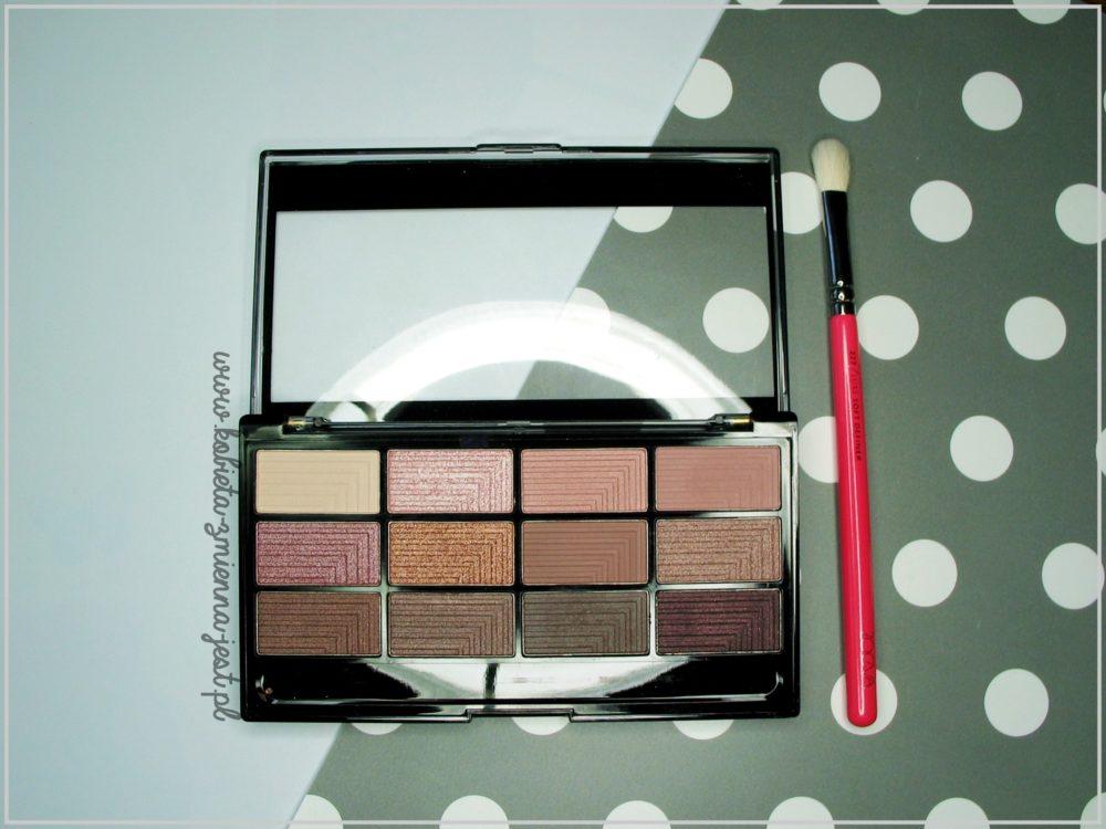 Freedom Makeup Pro 12 Audacious 3 kosmetykomania.pl blog kobieta zmienną jest