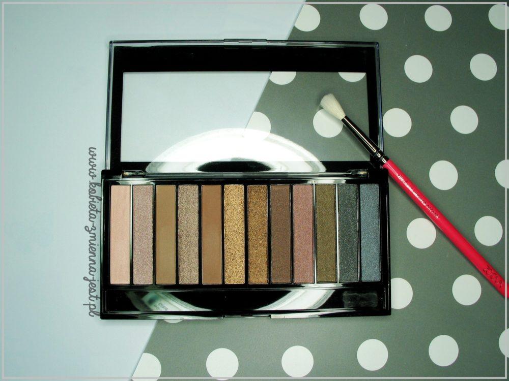 Makeup Revolution Iconic 1 kosmetykomania.pl blog kobieta zmienną jest
