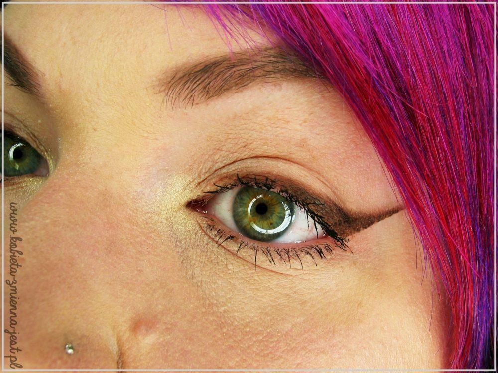 makijaż Sleek A new day palette kosmetykomania.pl blog kobieta zmienną jest