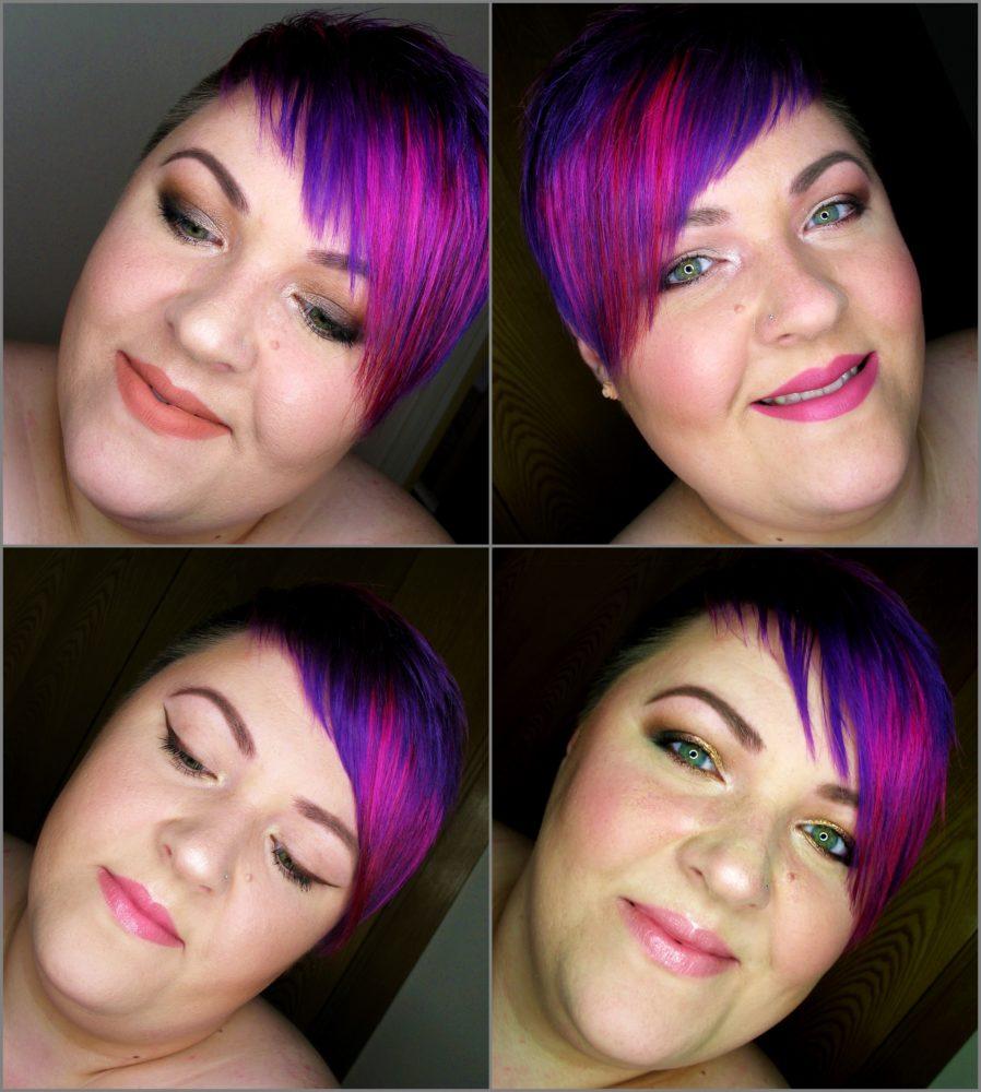 szybkie sposoby na dzienny makijaż oka blog kobieta zmienną jest face