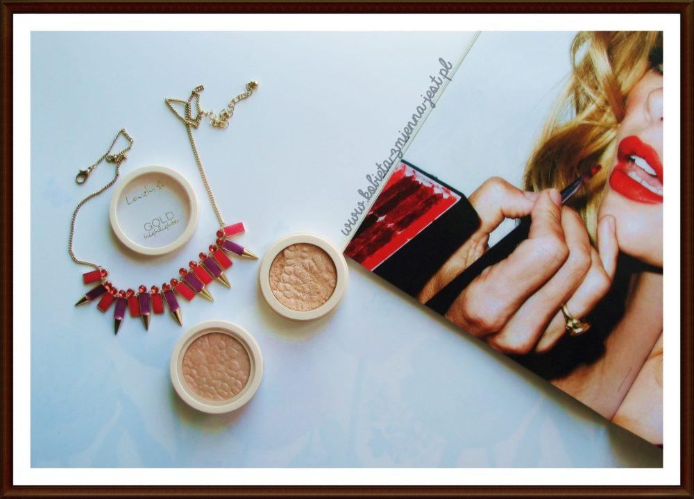 Lovely Highlighter rozświetlacz najlepszy rozświetlacz drogeryjny blog beauty blog