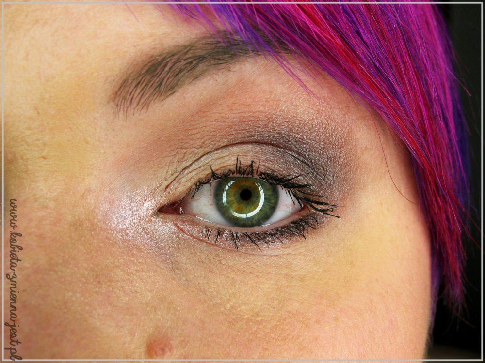 makijaż Freedom Makeup Pro 12 Audacious 3 kosmetykomania.pl blog kobieta zmienną jest