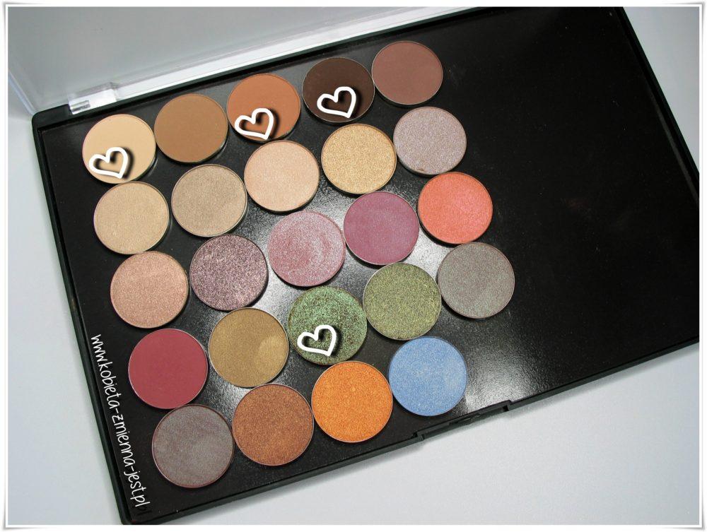 glamshadows glam shop wszystkie kolory odcienie beauty blog najlepsze cienie polskie