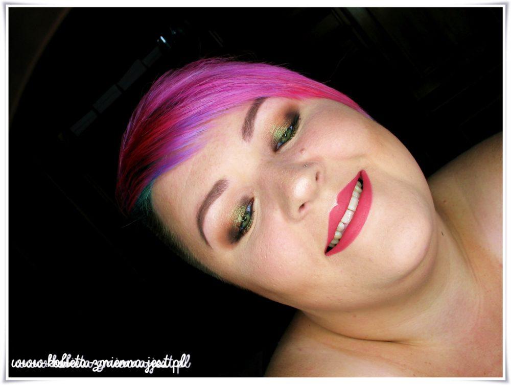 glamshadows perskie oko swatche makijaż piękne duochromy